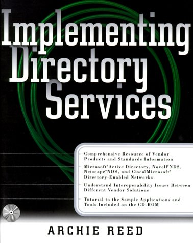 Download Implementing Directory Services ebook