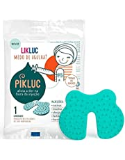 Pikluc - aparelho para alívio da dor de injeção, Likluc, Verde, Tamanho Único