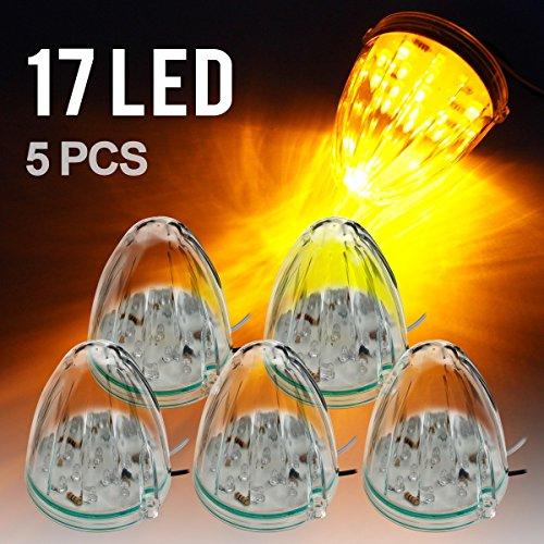 Kenworth Cab Lights Led - 6