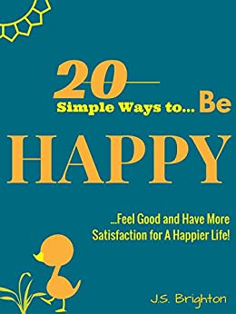 BE HAPPY Simple Satisfaction Happier ebook product image