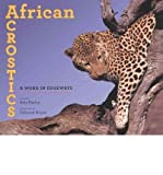img - for [ { AFRICAN ACROSTICS: A WORD IN EDGEWAYS (TURTLEBACK SCHOOL & LIBRARY) } ] by Harley, Avis (AUTHOR) Mar-13-2012 [ Hardcover ] book / textbook / text book
