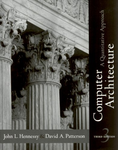 Computer architecture: a quantitative approach pdf free download.