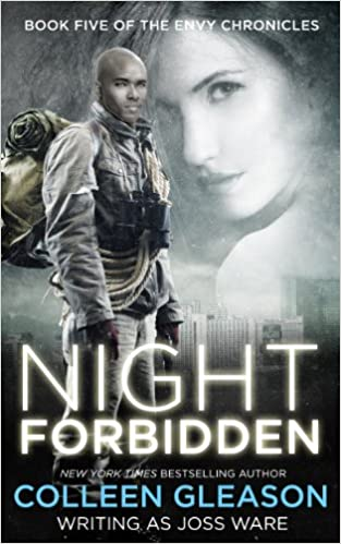 Night Forbidden (Paranormal Romance) (The Envy Chronicles