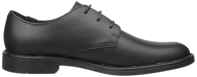Mark Nason Los Angeles Men'S Bartime Oxford Leather Black, Tamaño de Zapato:EUR 39