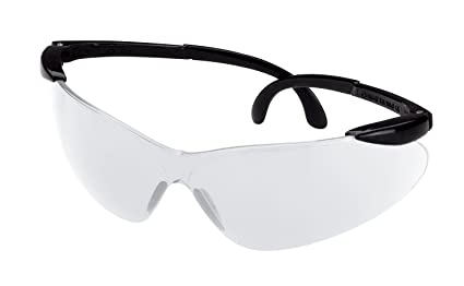 bd524c1ab Champion Shooting Glasses with Open Ballistic Frame -Clear Lens