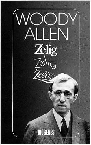 Zelig. Vollständiges Drehbuch: Amazon.es: Allen, Woody: Libros en ...