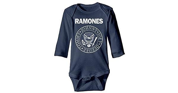 Amazon.com: Ramones Punk Rock Band recién nacidos de manga ...