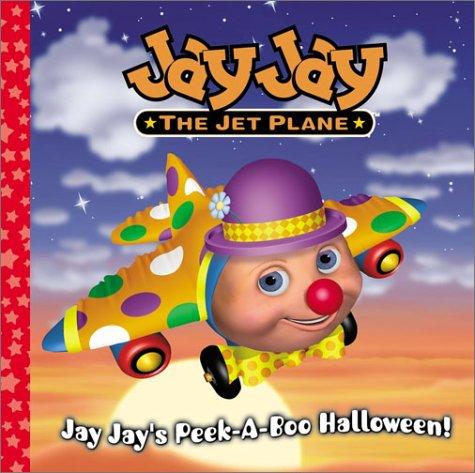 Jay Jay's Peek-a-Boo Halloween (Jay Jay the Jet