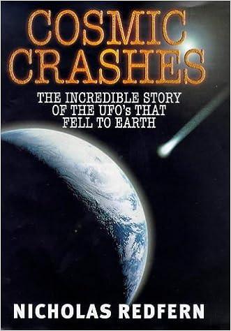 Book Cosmic Crashes