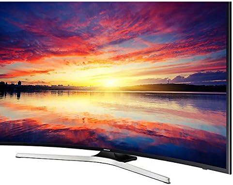 Samsung - Tv led curvo 40 ue40ku6100 uhd 4k, 1400 hz pqi y smart ...