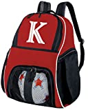 Broad Bay Personalized Soccer Backpack - Customized Soccer Bag Soccer Gift