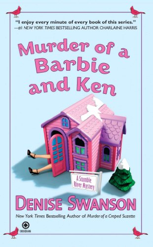 Murder of a Barbie and Ken: A Scumble River Mystery (Scumble River Mysteries Book 5)]()