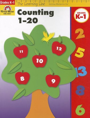 - Counting 1-20 (Learning Line)