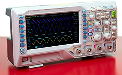 Rigol DS1074Z-S Plus 70 MHz Digital Oscilloscope with 4 Channels