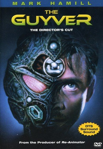 The Guyver by New Line Home Video