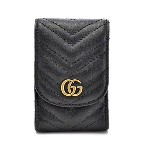 GUCCI(グッチ) マーモント シガレットケース Gg Marmont 2.0 シガレットケース 476431 DRW1T 1000 [並行輸入品] B075XGVKZC