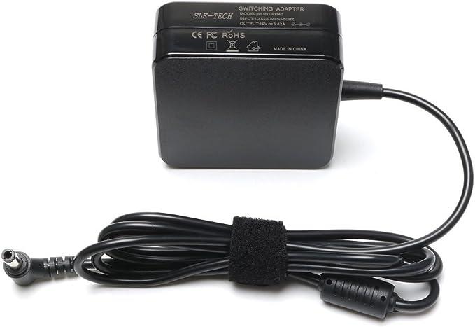 Amazon.com: Cargador adaptador de batería para portátil Asus ...