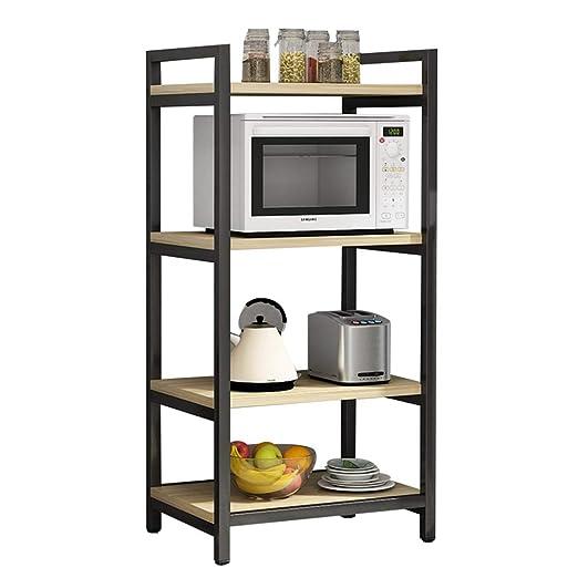 QQB &Shelf Estantes de Cocina, Piso, hogar, múltiples Capas ...