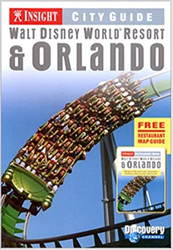 Insight City Guide Walt Disney World Resort & Orlando (Book & Restaurant Guide)