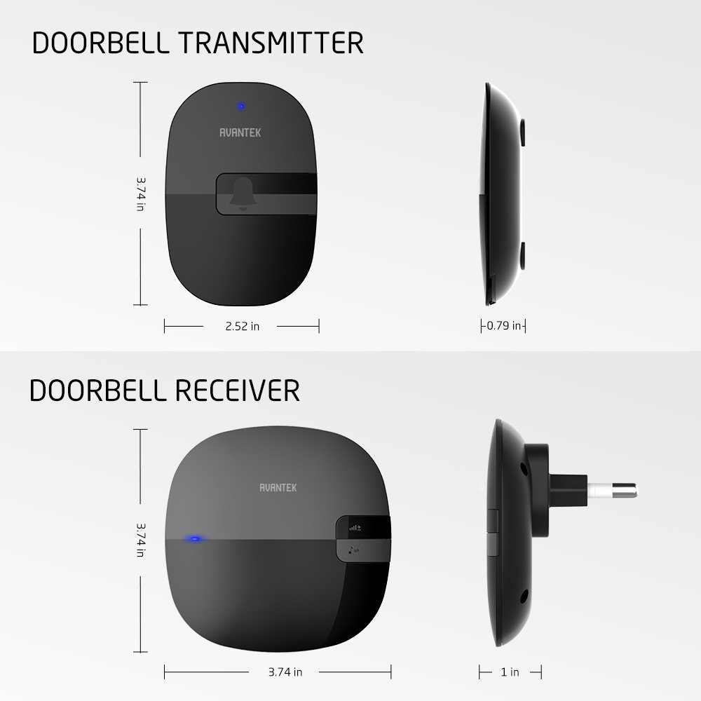 Avantek Doorbell Diy Tools Wipercar Wiring Diagram