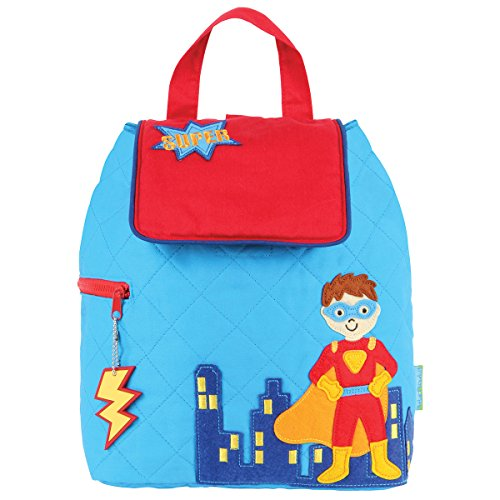 (Stephen Joseph Quilted Backpack, Super Hero)