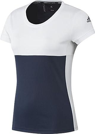Adidas T16 Clima tee - Camiseta de Manga Corta, Mujer, Oberbekleidung T16 Clima Short