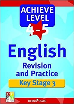 Book Achieve KS3 English Levels 4-5 by Tom Johns, Mig Bennett Marie Lallaway (24-Oct-2008)