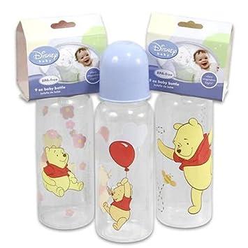 289bcfb86e64 Amazon.com   Disney Baby 9 Oz Baby Bottle (Winnie The Pooh)   Baby