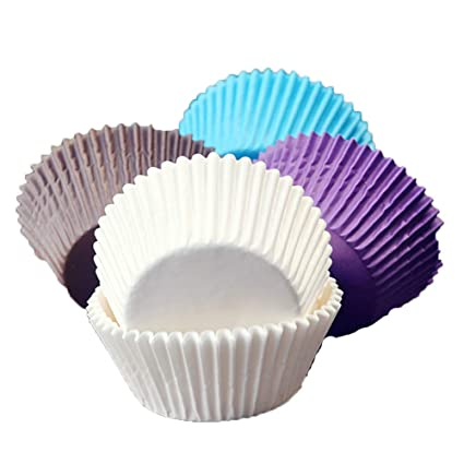 Paper Muffin Cupcake Wrappers 400 Pcs Artistic Bake Cake