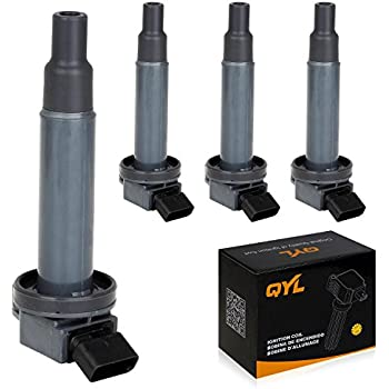 51GDXoiIMAL._SL500_AC_SS350_ amazon com denso 6731307 ignition coil automotive Coil Pack Replacement at reclaimingppi.co