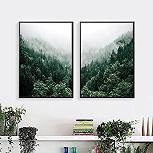 Nordic Forest Wall Art