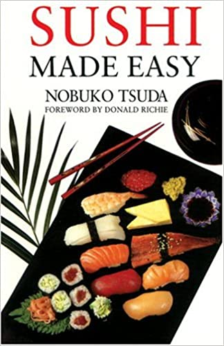 Sushi made easy book