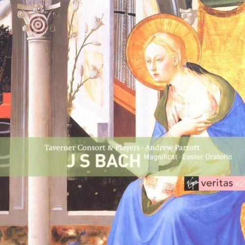 Bach: Magnificat, BWV 243; Easter Oratorio, BWV 249; Lobet Gott, BWV 11; Christ lag, BWV 4; Nun is das Heil, BWV 50 by Virgin Veritas / EMI