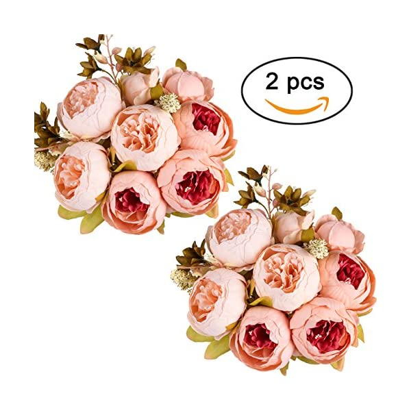 Ogrmar-Vintage-Artificial-Peony-Silk-Flowers-Bouquet-for-Decoration