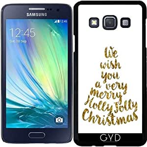 Funda para Samsung Galaxy A3 (SM-A300) - Holly Jolly Christmas 2 by UtArt
