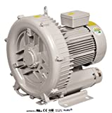 Pacific Regenerative Blower PB-400 (HRB-400), Ring, Side channel, Vacuum Pressure Blowers