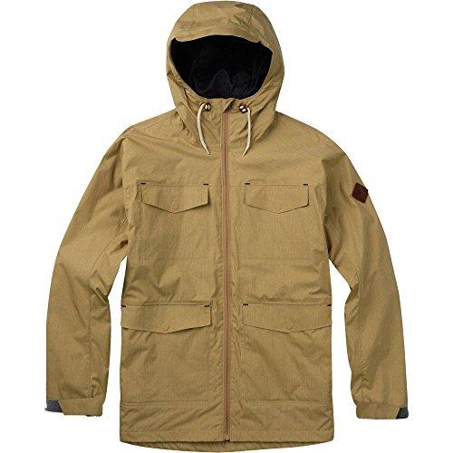 BURTON Men's Davis Jacket, Medium, Kelp