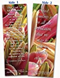 Bible Bookmark - The God of All Comfort - Package of 25