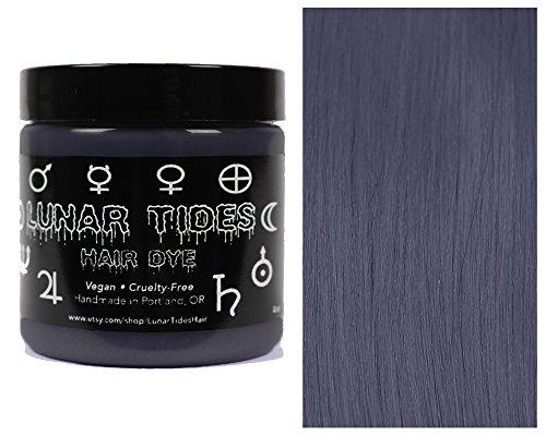 Lunar Tides Hair Dye - Slate Grey Semi-Permanent Vegan Hair Color (4 fl oz / 118 - New Tide Product