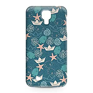 Sea Life Samsung S4 3D wrap around Case - Design 1