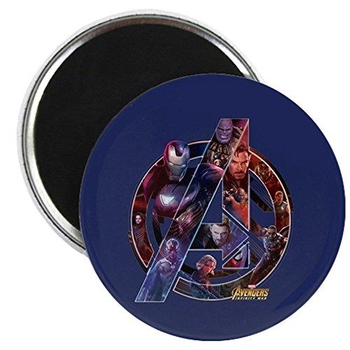 CafePress Avengers Infinity War Symbol 2.25