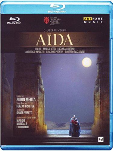 Ambrogio Maestri - Aida (Blu-ray)
