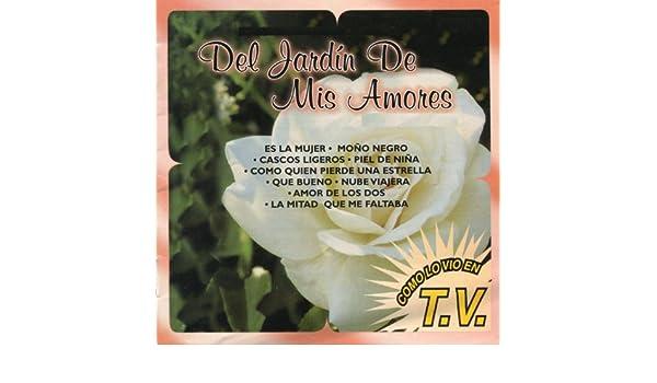 Cascos Ligeros (Pista) Karaokee) by Del Jardin De Mis Amores on Amazon Music - Amazon.com