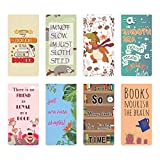 BOOKWORM Magnetic Bookmarks | Book Lovers Gift
