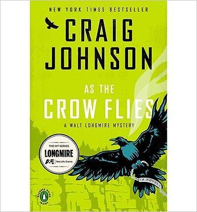 Book As the Crow Flies (Walt Longmire Mysteries) (Paperback) - Common