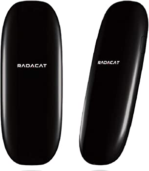 2-PACK Radacat Bluetooth Wi-Fi GPS Tracking Device