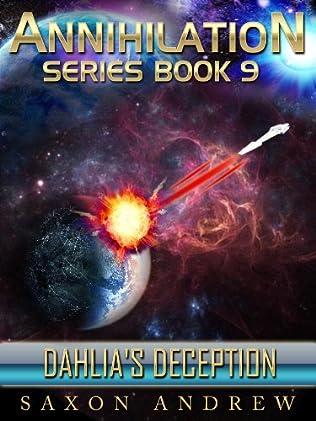 book cover of Dahlia\'s Deception