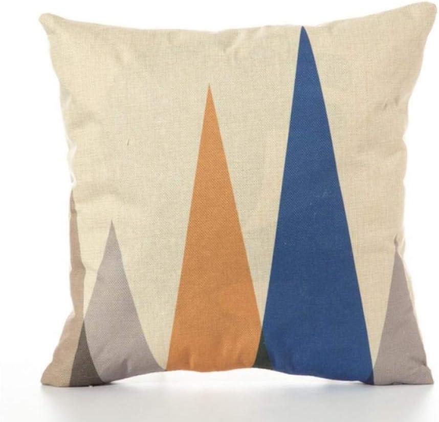 HMMY Pillowcase Cushion Sofa Cover 2Pcs