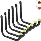 Intpro Garage Organization Hooks Heavy Duty Garage Storage Utility Wall Hooks Garden Tool Wall Hanger For Ladder Bike Shelf H