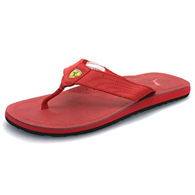 Mens Puma Surfrider SF Flip Flop Rosso Corsa Red Sandals-Red-9   Amazon.co.uk  Shoes   Bags 32d8bbc61
